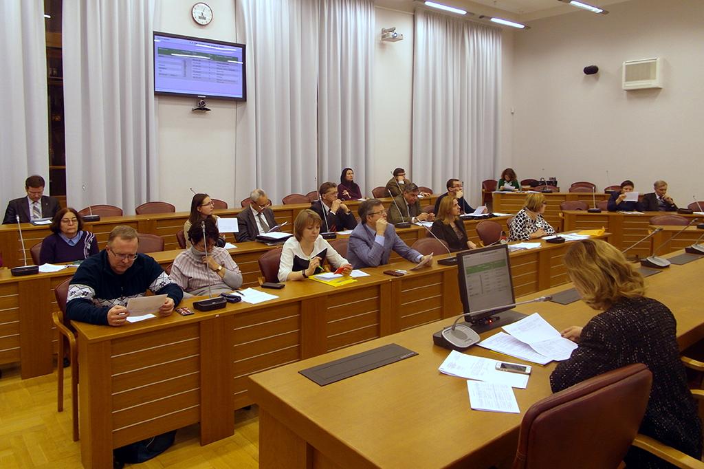 Очередное заседание Учебно-методического совета 23 ноября 2016