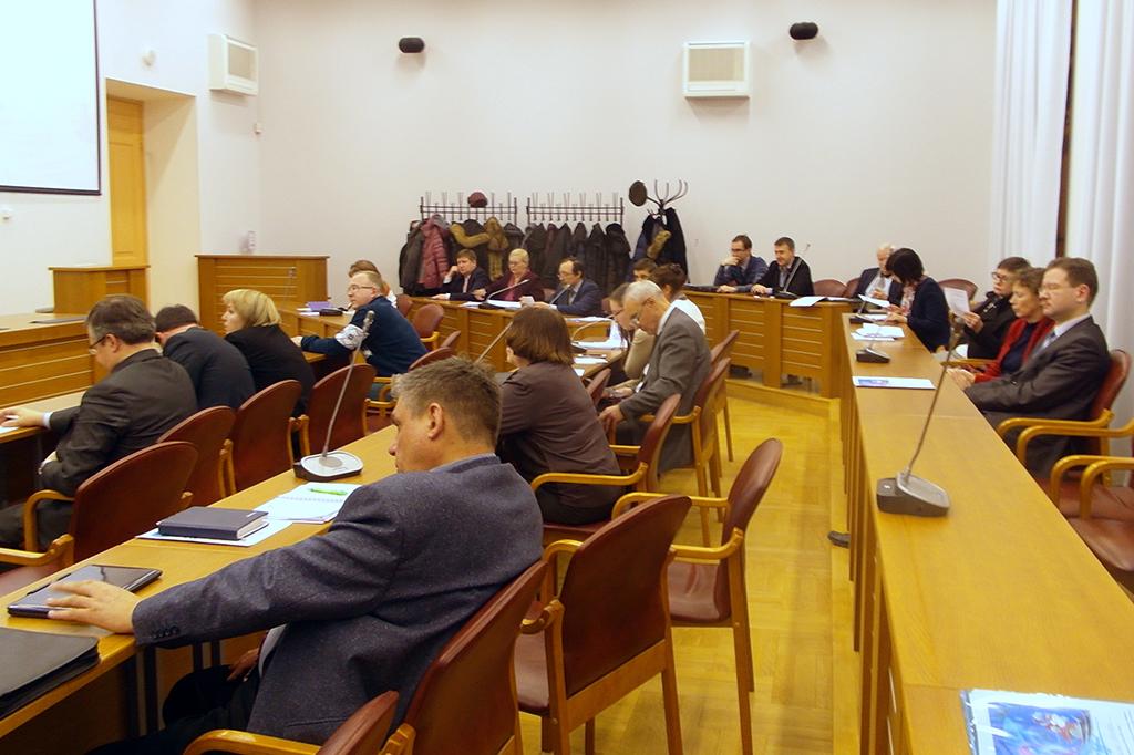 21 декабря прошло последнее в уходящем году заседание  Учебно-методического совета