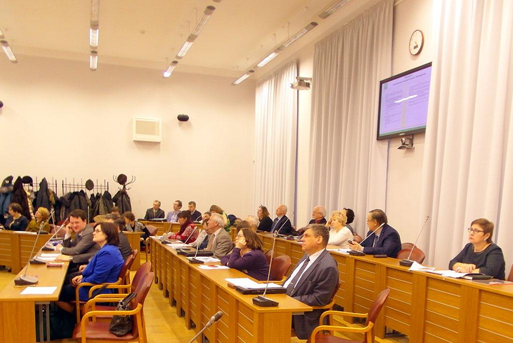 Заседание Учебно-методического совета 16 февраля 2017