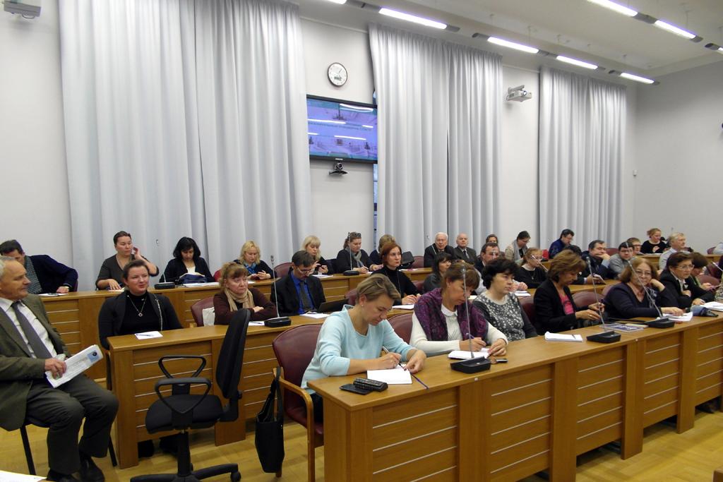 Учебно-методический семинар на тему: «Опыт разработки собственных образовательных стандартов СПбПУ»