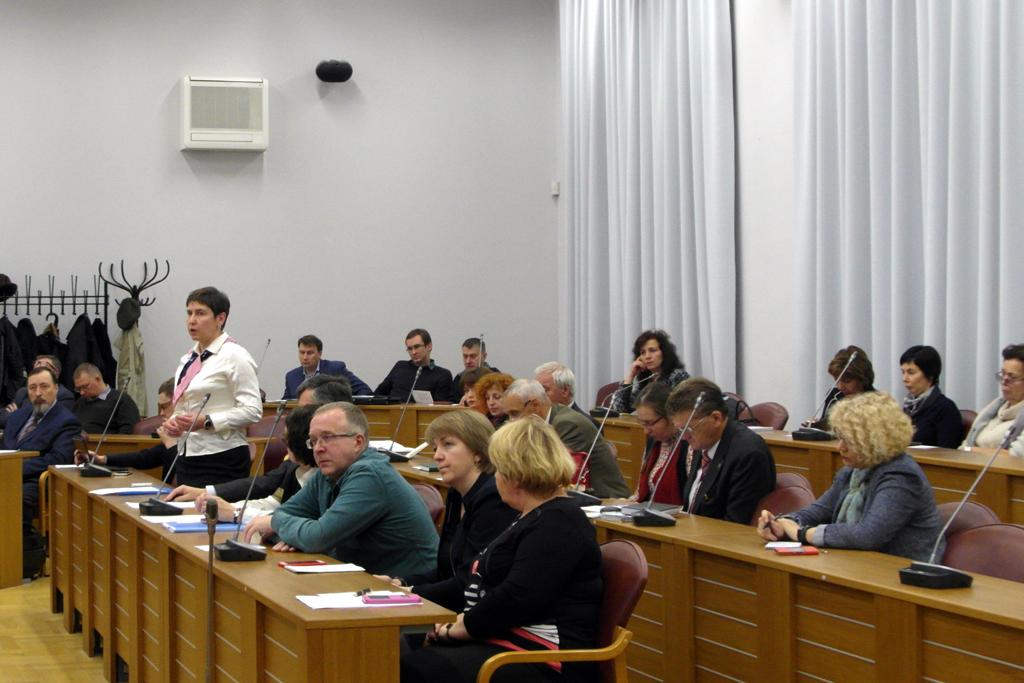 Заседание Учебно-методического совета