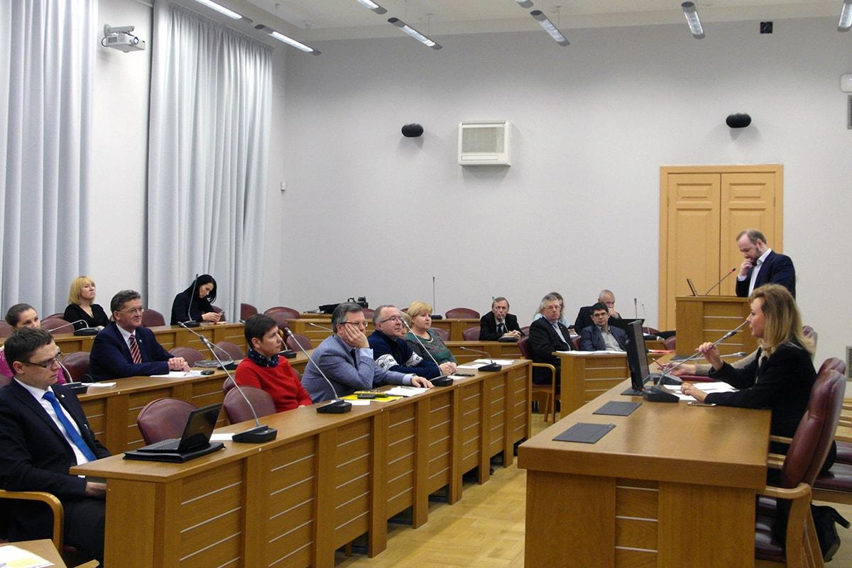 Заседание Учебно-методического совета 20.12.2017