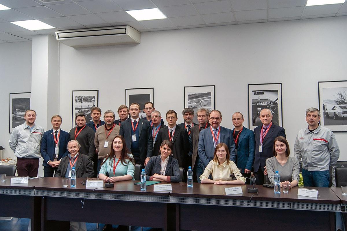 Круглый стол «Инженер 2020: Новые компетенции для решения новых задач». Завод Nissan в Санкт-Петербурге.