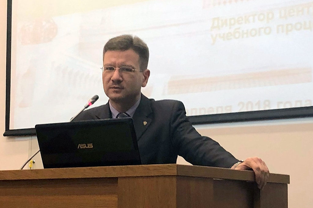 Заседание Учебно-методического совета от 18.04.2018