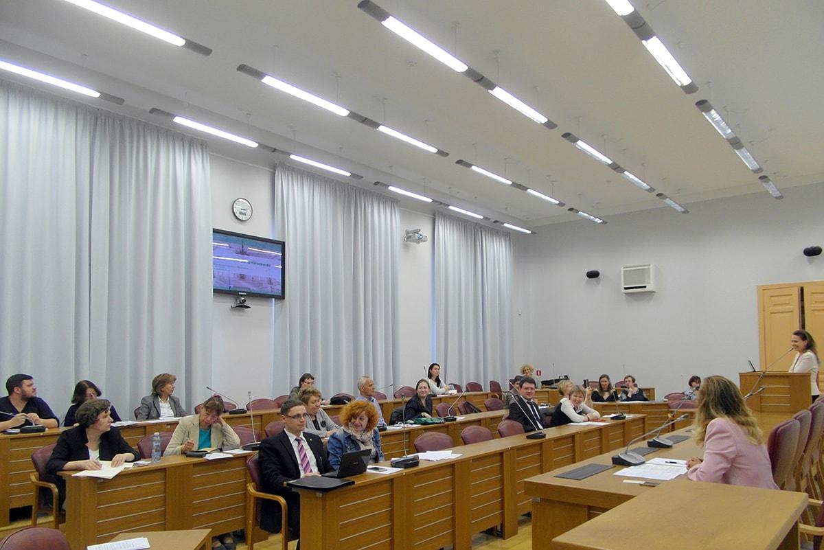 Заседание Учебно-методического совета от 23.05.2018