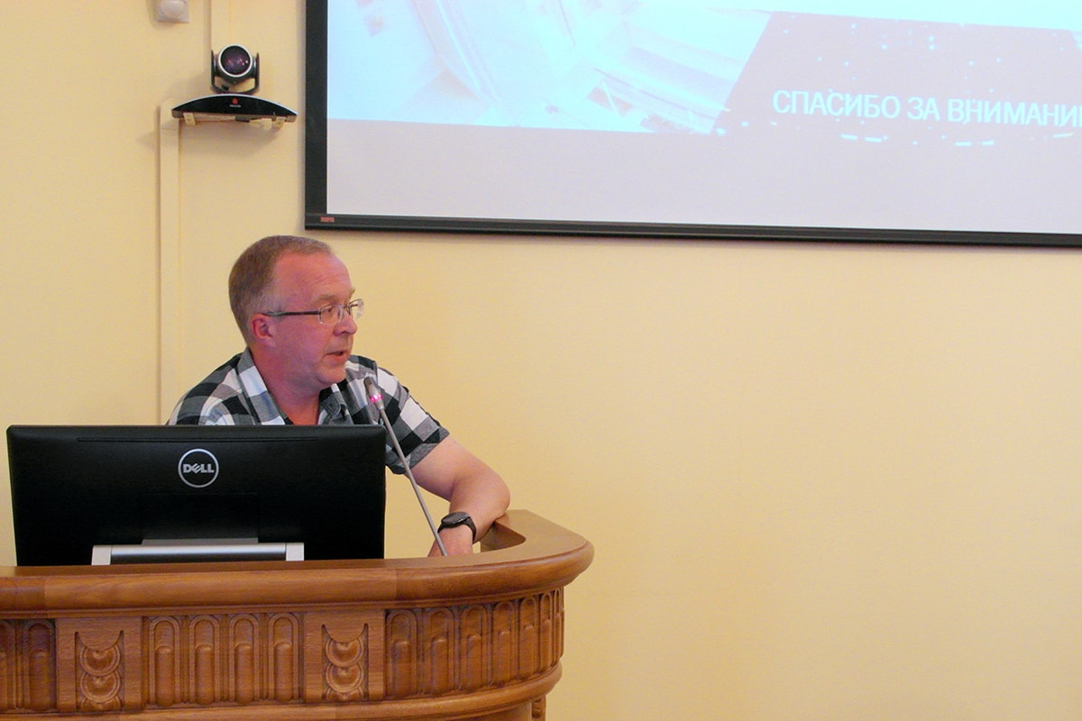 Учебно-методический семинар 31 мая 2018 года