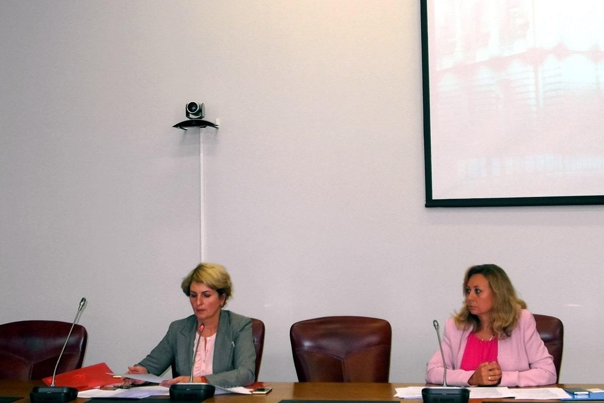 Заседание Учебно-методического совета от 19.09.2018