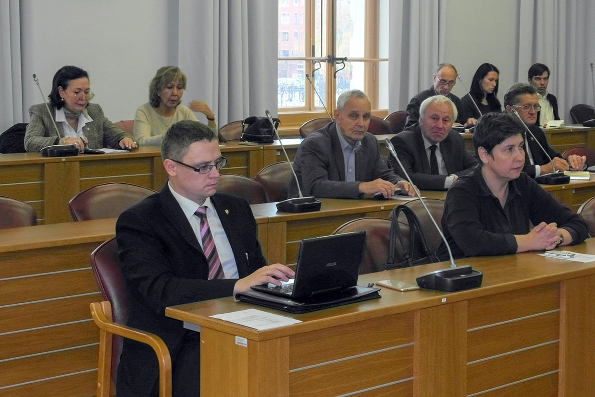 Заседание Учебно-методического совета от 17.10.2018