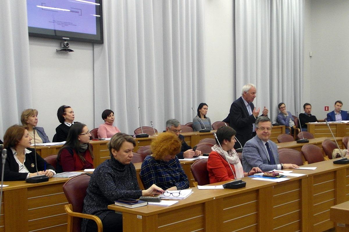 Заседание Учебно-методического совета от 19.12.2018