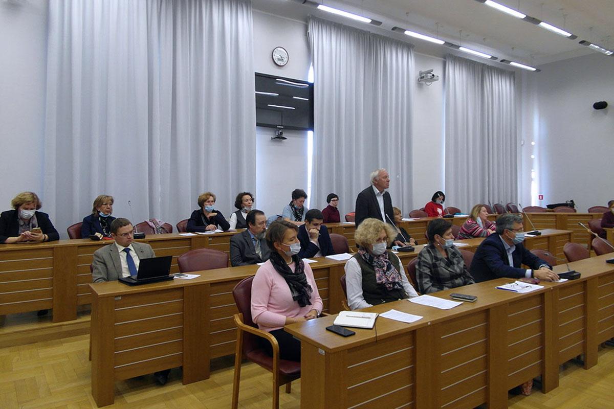 Заседание Учебно-методического совета 23.09.2020